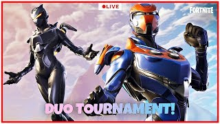 Practice Tournament Duos LIVE - Fortnite Battle Royale | PS4 Pro Gameplay