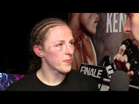 TUF Nations Finale Sarah Kaufman Wants Cat Zingano at UFC 174