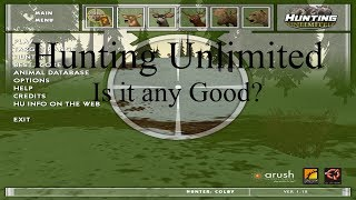 Hunting Unlimited | Game Review #1