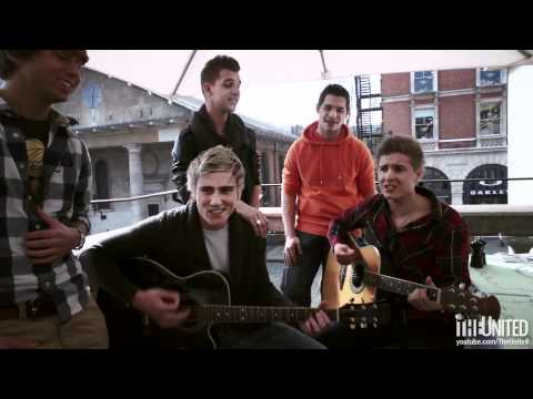 THE UNITED - Marry You (Bruno Mars Acoustic Cover)