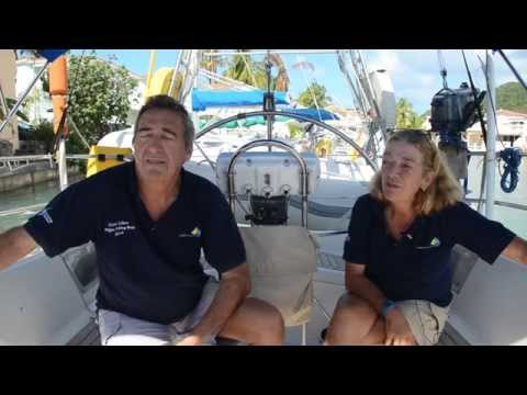 What Brian and Pippa love about Sailing