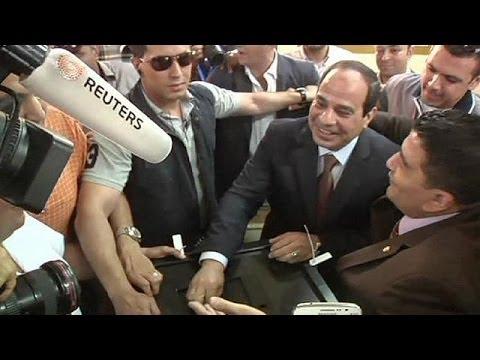Mısır'da Cumhurbaşkanlığı Seçimi video
