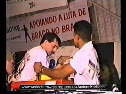 Worlds 1995 - Part 1/6 - Armwrestling
