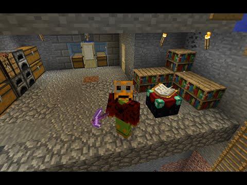Minecraft cu avg - ep 62 - vrajitoarea lui avg
