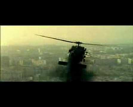 Scene Black Hawk Down Black Hawk Down '64 is Going
