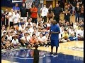 Kid Shoots the Lights Out at Michael Jordan Flight School 201...