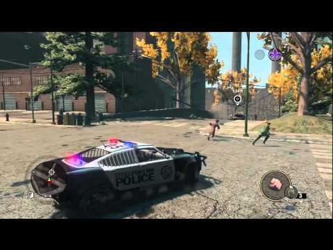 Saints Row: The Third Part 3 - The Co-op Mode