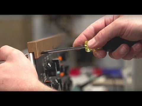 Minimoog Model D Pilot Production