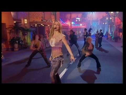 Britney Spears - Overprotected Live video