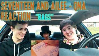 "SEVENTEEN & Ailee - Q&A MV Reaction (Non-Kpop fan) ""Bags"""