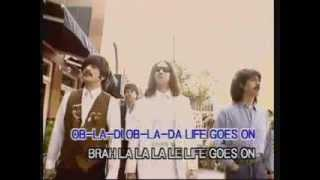 Watch Beatles Obladi Oblada video