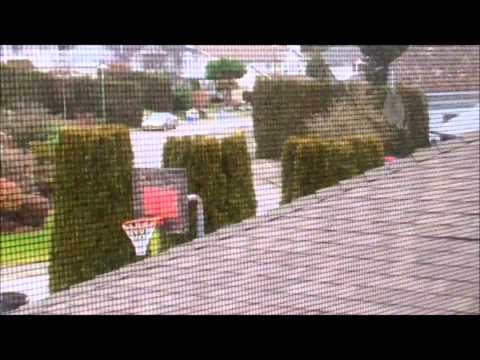 Smithrite Garbage Truck In Action