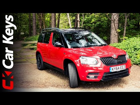 Skoda Yeti Monte Carlo 2015 review - Car Keys