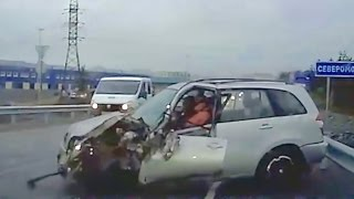 Fail Compilation of Driving in Russia OCTOBER 2016 #60