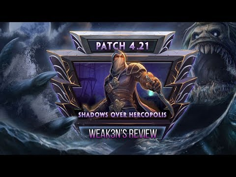 Smite Patch Notes: INSANELY BROKEN NEW GOD and ANOTHER MMO DUNGEON!