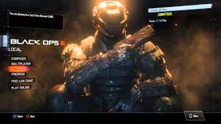Call of Duty®: Black Ops III How To Play Split Screen