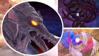 Super Smash Bros Ultimate Final Boss RIDLEY + Ending Cutscenes