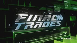 Final Trades: Alibaba, Biotech, United Rentals & more