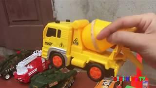 Find a car - Toys for children ❤ BiBi Kids TV ❤