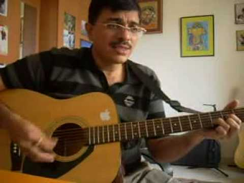 Janani Janani Illayaraja Guitar Chords Tamil Song Lesson By Suresh video