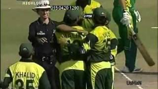 Shoaib Akhtar 4_43 vs South Africa 5th ODI 2007