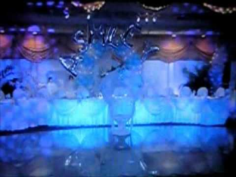 Ashley S Grand Sweet 16 Entrance Cinderella Themed