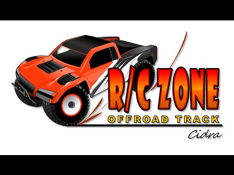RC ZONE OFF ROAD TRACK CARPET BUGGY 4X4 A MAIN