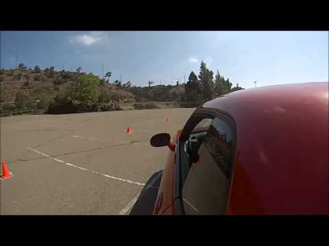 Autocross San Diego PCA 2013-05-19 @ Qualcomm Stadium