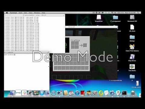 MC Server Console Hack