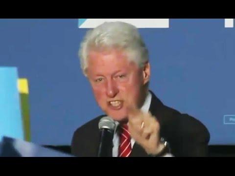 Bill Clinton Vs. Black Lives Matter