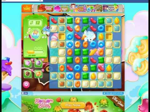 Candy Crush Jelly Saga Level 391 No Booster