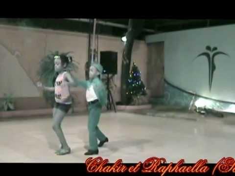 Chakir Et Raphaella (samba).qt video