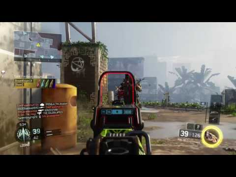 Call of Duty®: Black Ops III PRETTYBOYFREDO WITH TPINDELL
