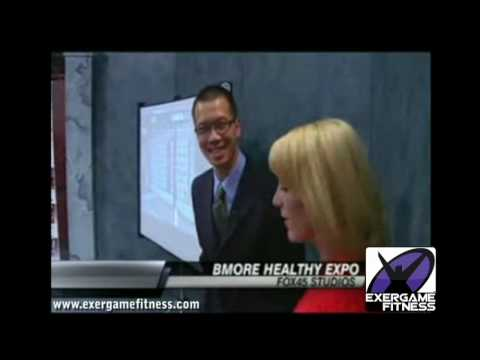 Exergame Fitness on Fox45 News Baltimore, MD