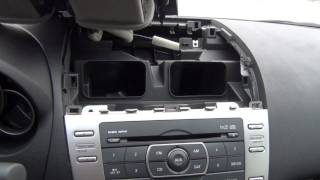 GTA Car Kits - Mazda 6 2009, 2010, 2011, 2012 install of iPhone, iPod and iPad adapter