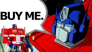 The Transformers' Corporate Origins