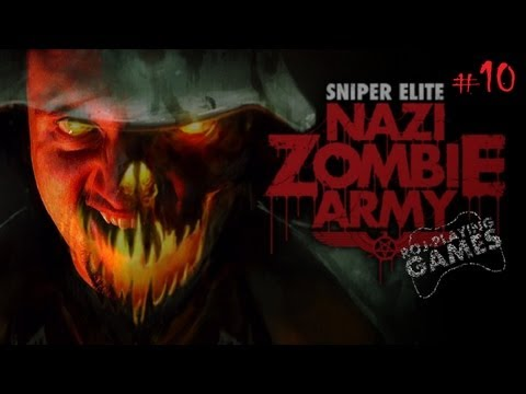 Mi zielono, im czerwono - Sniper Elite: Nazi Zombie Army #10 (Roj-Playing Games!)