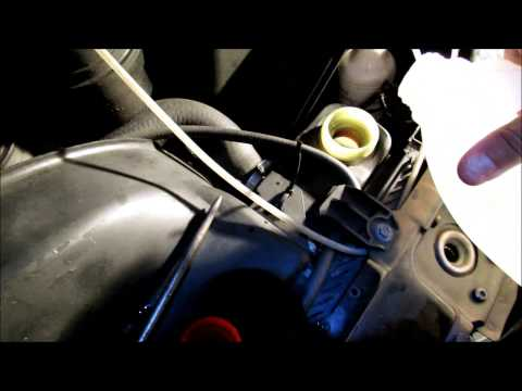 2000 BMW E39 523i - Engine Cooling - How to bleed the cooling circuit