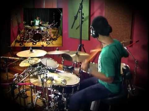 Michael Jackson - black or white (drum cover by agung munthe)