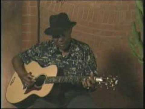 Devil Got my Woman Blues Guitar with John Cephas the Guitar Workshop http://www.thegtw.com