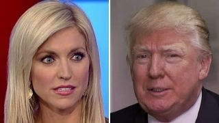 Ainsley Earhardt previews her exclusive interview with Trump