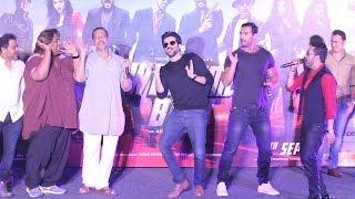 UNCUT - Welcome Back Title Song Launch | Nana Patekar | Anil Kapoor | John Abraham