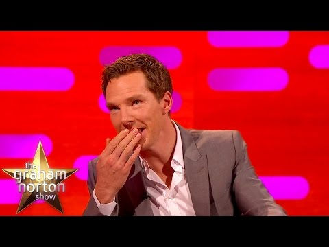 Benedict Cumberbatch Learns to Say 'Penguin' - The Graham Norton Show