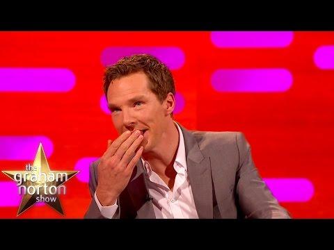 Benedict Cumberbatch 'penguin' clip on Graham Norton Show