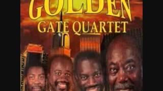 Golden Gate Quartet - He never said a mumblin' word (Voices of Legend version)