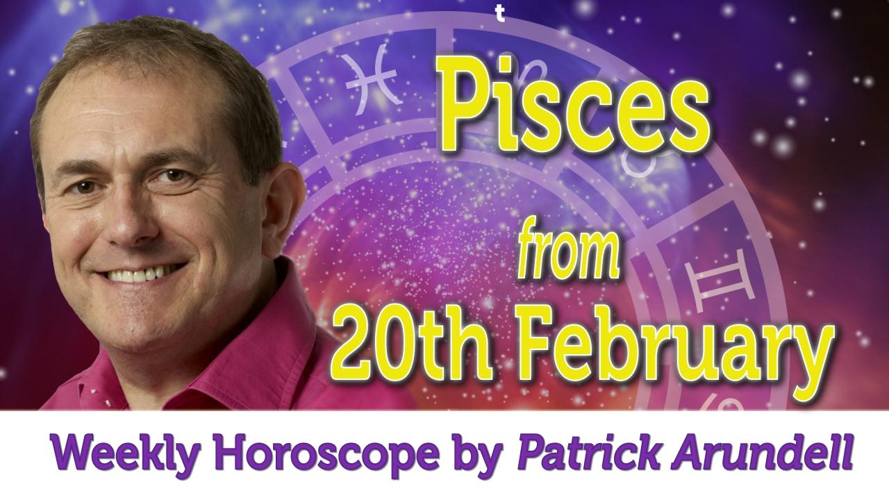 Weekly Horoscopes 20th February 2017