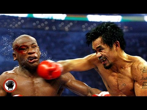 Pacquiao vs Mayweather - Inside Floyd Mayweather Jr. and Manny Pacquiao Part 2