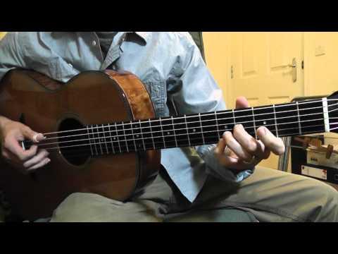 Sleeping Tune - (Gordon Duncan) arranged by Tony McManus