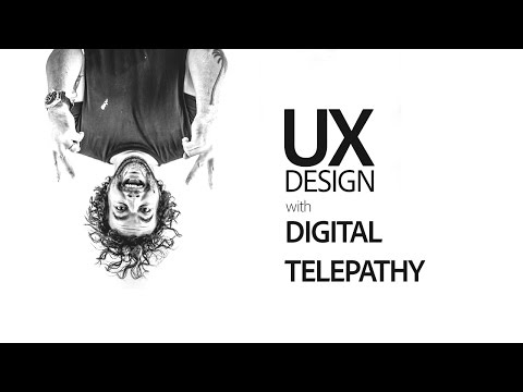 Live UX Design with Digital Telepathy - hosted by Paul Trani 1/3