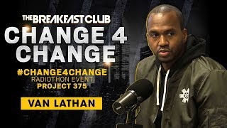 Van Lathan Talks About Anxiety And Mental Illness On The Breakfast Club